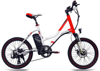 Qianjiang style portable city electric bike China suppliers