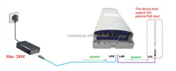FDD lte 4g WCDMA 3G industrial 4 LAN Ports router, CPE