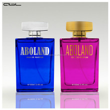 perfuem bottle design 100ml ,square glass perfume bottle 100ml,top grade perfume bottle