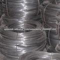 alambre negro recocido suave del hierro, fábrica, precio bajo