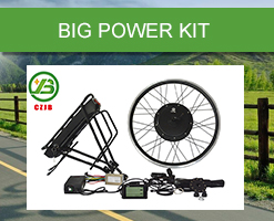 Jiabo jb-92c billige hinterrad elektro-bike-kit