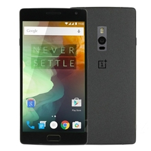 Original Oneplus 2 Two 64GB One plus Two 4G FDD LTE Mobile Phone Snapdragon810 2.7GHz Quad Core 5.5'' FHD 4GB RAM OTG NFC