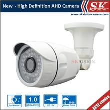 Shenzhen China Waterproof IR Bullet Camera 720P AHD CCTV camera in Dubai