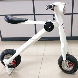 2015 fashion folding electric bicycle, electric scooter, motorcycle, 2 wheel electric scooter for adults