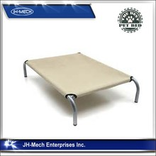 Dirt resistant Deluxe best sale elevated pet bed for dogs