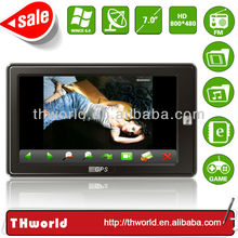 2014 NEW SALE 7 INCH THAILAND MAP SAT NAV GPS 8GB MEMORY ONLY $35.00/PC