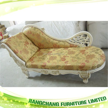 European fashion chesterfield fabric hotel lounge sofa JC-SF1659