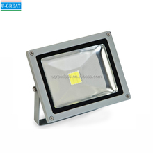 Alibaba in russian outdoor IP65 RGB ce approved bridgelux die cast aluminum led flood light housing