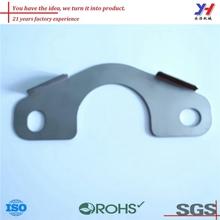 custom sheet metal fabrication of duct mounting bracket as your drawings