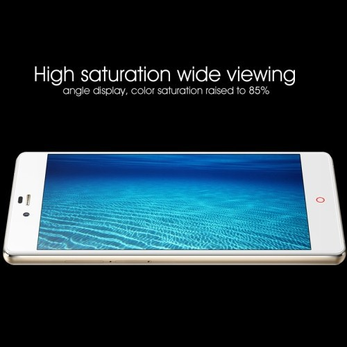Venta al por mayor Qualcomm MSM8994 Octa Core 1.5 - 2.0 ghz, ZTE Nubia Z9 Max 5.5 pulgadas pantalla 4 G Android 5.0 Smart Phone