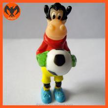 Most Hot Sale Custom Action Plastic Football Player Figure
