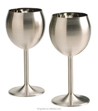2015 New Product High quality Wine Glass/Stainless steel coffee mug/Stainless steel beer mug