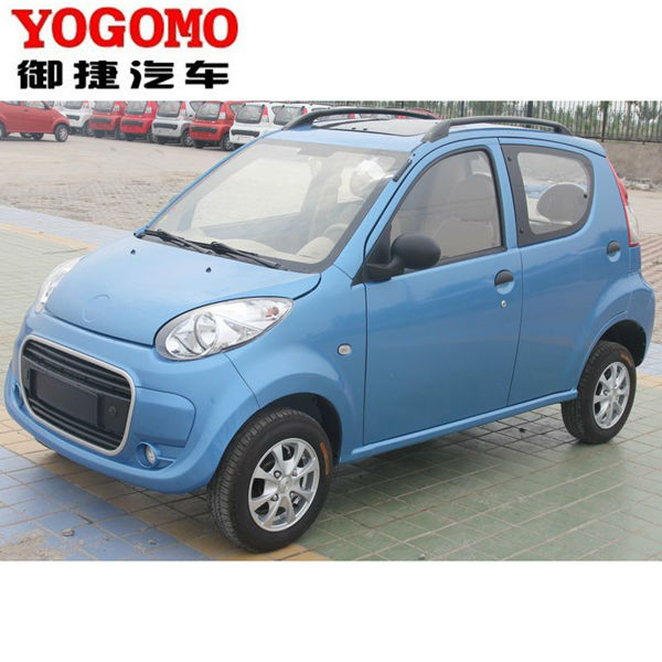 YOGOMO Metal Body Automobiles EEC approved