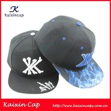Fashion Design Mens Sport Hats Hip Hop Snapback Cap Hat with Print Logo