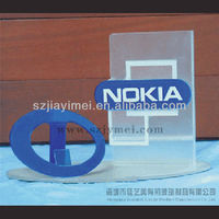 hot sale popular NOKIA acrylic mobile phone display