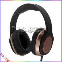 Mobile phone accessories headset noise cancelling retro headphone