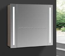 Best LED Mirror in Bathroom Cabinet Furniture Set