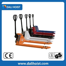 hydraulic hand pallet truck permanent lifter with handle bar
