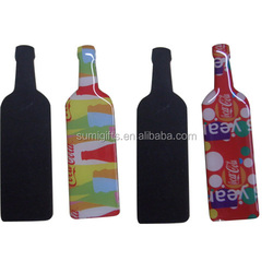high quality full color printing sublimation fridge magnet