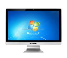 22 inch ultra thin mini desktop computer with intel core i3 cpu processor