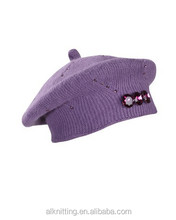 2015 new fashion wholesale fashion cheap winter custom knit hat winter beanie knitted hat