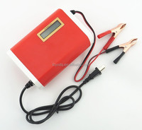 Youxin new-model Hot Sale 12V6A LCD display smart car charger