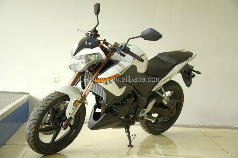 Customer cheap racing motorcycle for sale (ZF250GS)