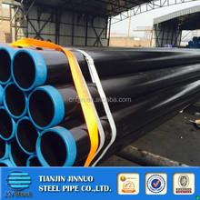 D 219mmx20mm Hot Rolled Random Length ASTM A106/A53 Gr.B Carbon Steel Seamless Pipe