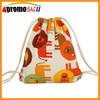 Wholesale customize cheap promotional drawstring gift bag