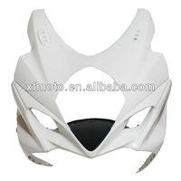 Motorcycle Upper Front Fairing for SUZUKI GSXR1000 2007-2008