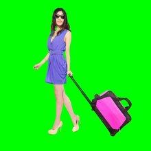 Wheels trolley bags,travel bag set, travel bra case,luggage
