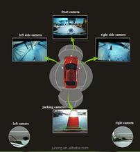 Bird View 360 Degree car security camera system