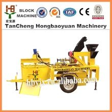 Hydraform m7mi brick manufacturing samll equipment to make money