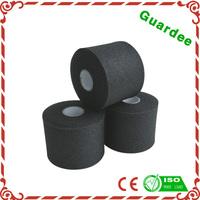 7cm*30Y High elasticity PU Foam Black Underwrap bandage