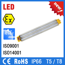 ATEX IECex CE ROHS approved Explosion Proof Fluorescent Light Lamp Explosion Proof LED tube Light