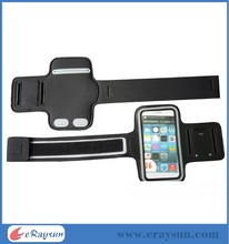 New adjustble armband sport mobile phone case for iphone 6