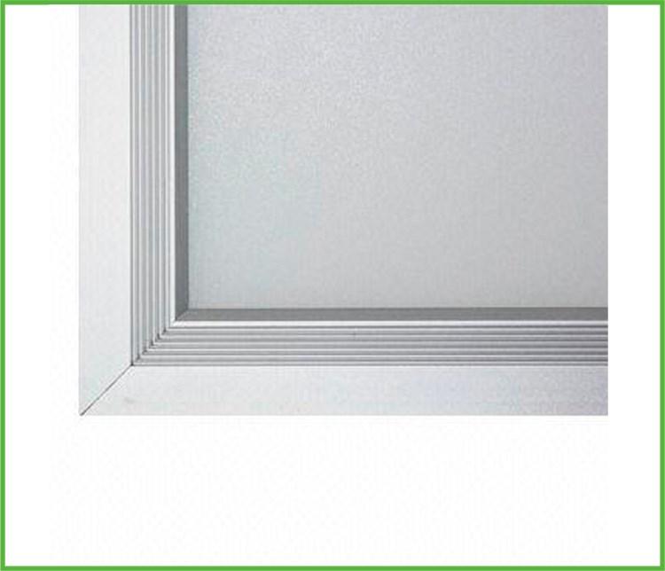 plafond suspendu encastr led panneau blanc lumi re 48 w clairage de bureau 600 x 600 mm. Black Bedroom Furniture Sets. Home Design Ideas