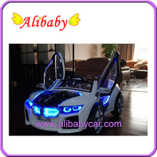 Alison Cool kid car C00217 RC rechargeable electric baby car with MP3