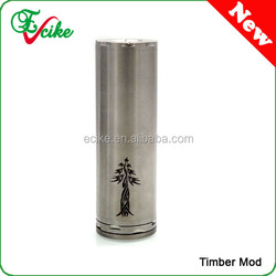 Alibaba express online shopping for 2015 mechanical mod timber mod