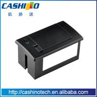 58mm mini embedded printer with RS232/TTL/USB Ticket dispenser