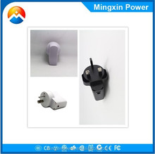 Beautiful appearance special surface treatment micro usb power supply for massage chair wall charger