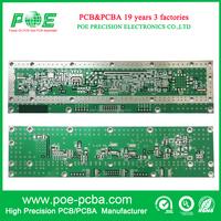 Double layer Green Soldermask 94V-0 FR4 PCB
