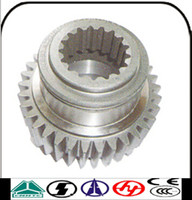 Transmission part drive spur pinion gear WG2210100317 for Sinotruck HOWO