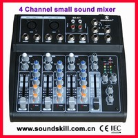 4 ch small ECHO Mixer MA-401