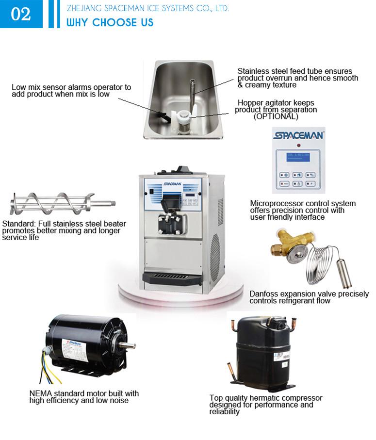 haute capacit milk shake slush machine 6690 autres. Black Bedroom Furniture Sets. Home Design Ideas