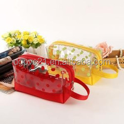 simple useful recycled plastic cosmetic bag cosmetic make up bag