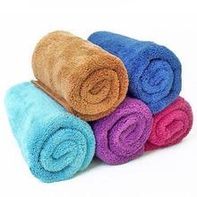 microfiber car pet dog wash towel