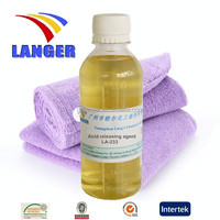 china manufacturer textile chemical auxiliary acid releasing agent for fabric