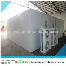 modular frio quartos