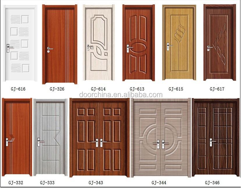 Zhejiang Interior Doors Wooden Designs Pvc Foam Board Door Buy
